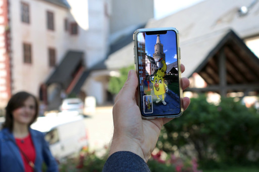 Augmented Reality Osterburg