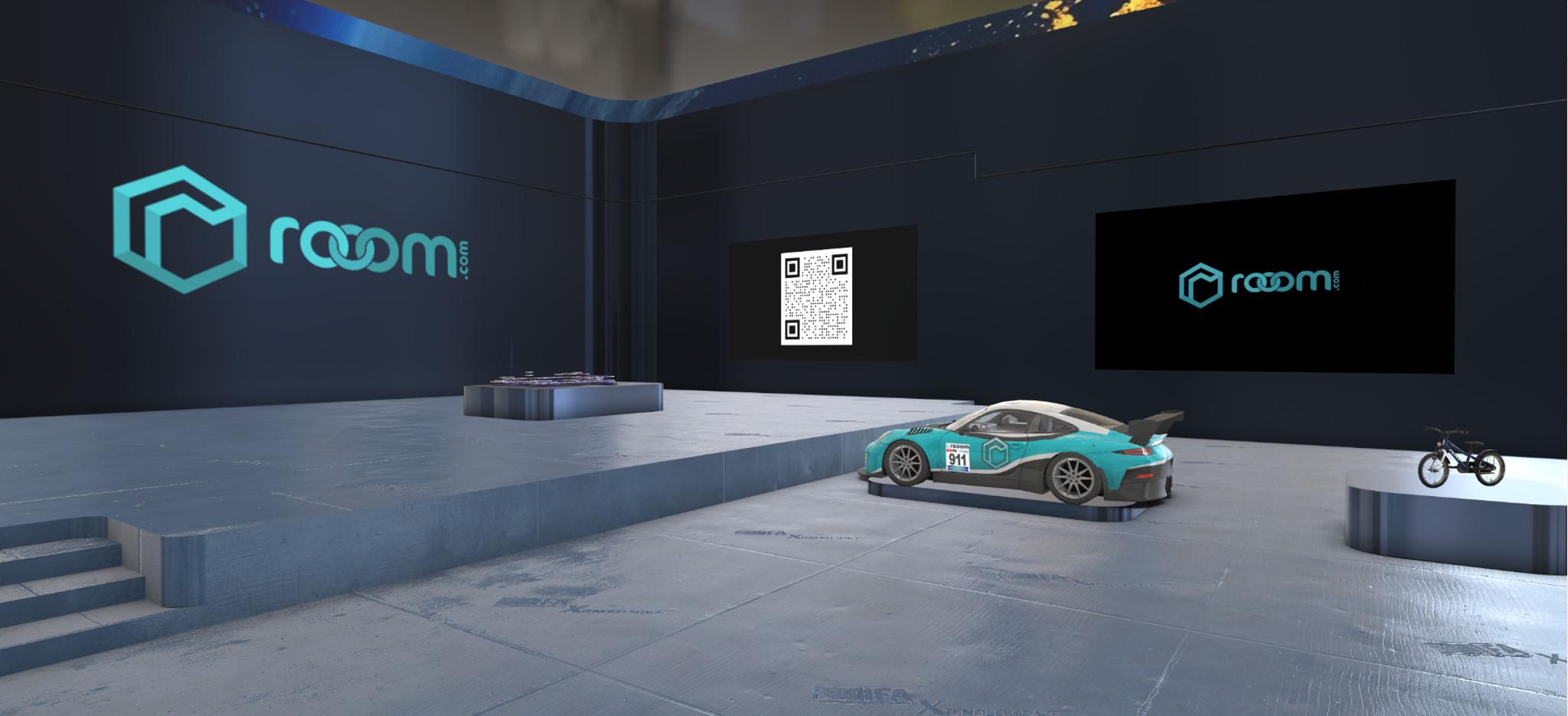 IFA Xtended Space Showroom - rooom AG