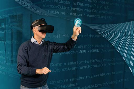 Virtuelle Lernkonzepte mit Augmented Reality