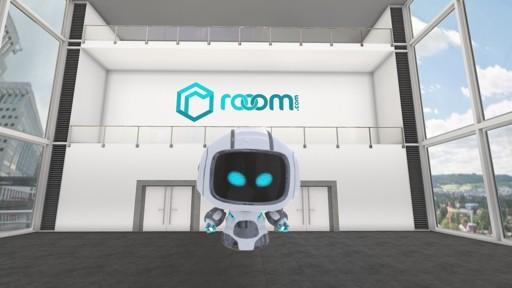 Roboter Avatar 3D Plattform