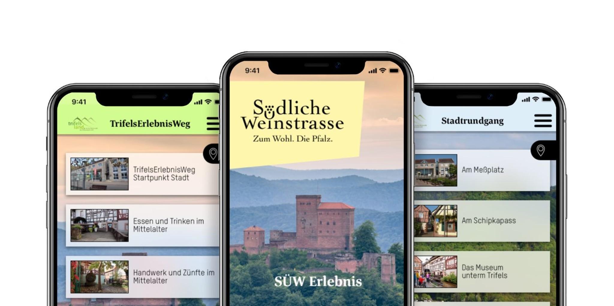 Digital Tourism App