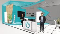 Virtual Exhibition Booth